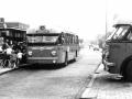 Busstation Burg. Verduynstraat 1960-1 -a
