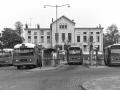 Busstation Rochussenstraat 1968-2 -a
