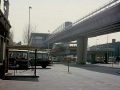 Busstation metro Zuidplein 1969-1 -a
