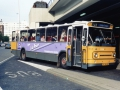 Busstation metro Zuidplein 1991-1 -a