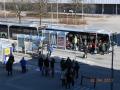 Busstation metro Zuidplein 2013-1 -a