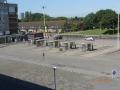 Busstation metro Hoogvliet 2014-2 -a
