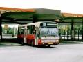Busstation metro Kralingse Zoom 1990-1 -a