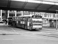 Busstation metro Rijnhaven 1978-1 -a