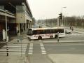 Busstation metro Slinge 1990-1 -a