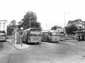 Busstation Rochussenstraat 1968-1 -a