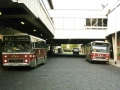 Busstation metro Zuidplein 1974-1 -a