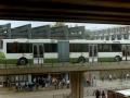 Busstation metro Zuidplein 1988-1 -a