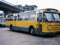 Busstation metro Zuidplein 1989-1 -a