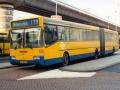 Busstation metro Zuidplein 1991-2 -a