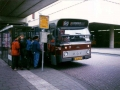 Busstation metro Zuidplein 1993-1 -a