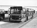 Busstation metro Hoogvliet 1990-3 -a