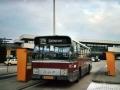 Busstation metro Hoogvliet 1991-1 -a