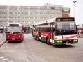 Busstation metro Hoogvliet 1993-1 -a