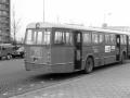 Busstation station Lombardijen 1971-1 -a