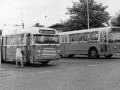 Busstation station Maassluis 1963-1 -a