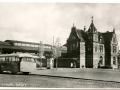 Busstation station Schiedam 1949-1 -a
