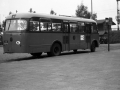Busstation station Schiedam 1953-1 -a