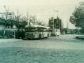 Busstation station Schiedam 1957-1 -a