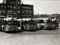 Busstation station Schiedam 1965-1 -a