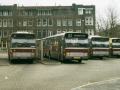 Busstation station Schiedam 1976-1 -a