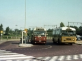 Busstation station Vlaardingen-Oost 1970-1 -a