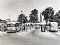 Busstation Stationsplein 1952-3 -a
