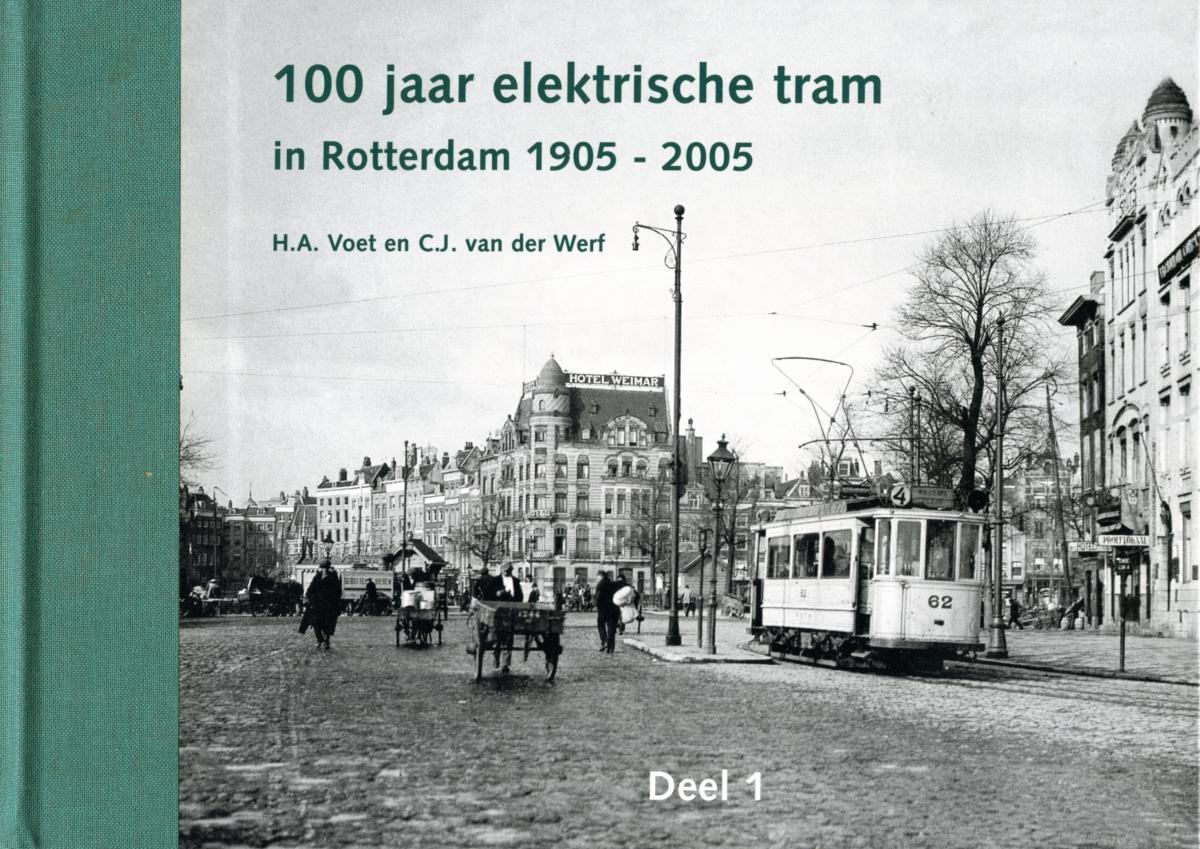 100-jaar-elektrische-tram-in-Rotterdam-1905-2005-deel-1