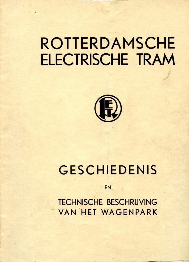 Rotterdamsche-Electrische-Tram