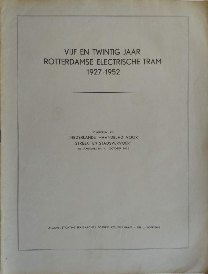 Vijf-en-twintig-jaar-rotterdamse-electrische-tram-1927-1952