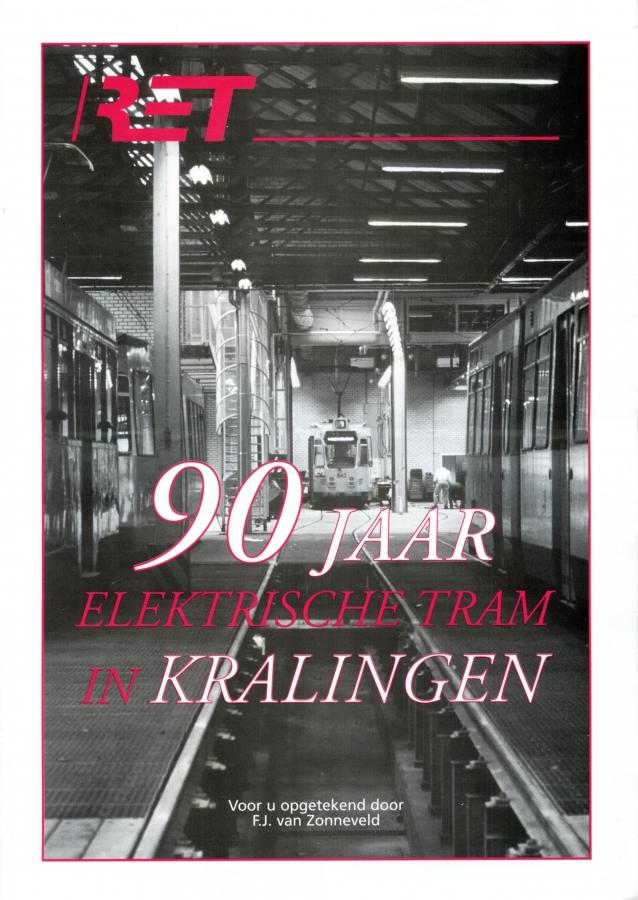 90 jaar Elektrische tram in Kralingen