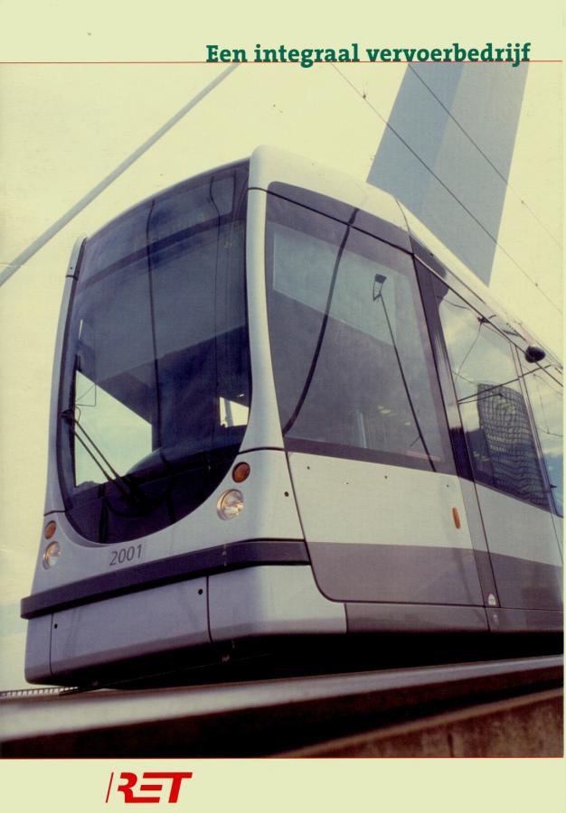 Een integraal vervoersbedrijf