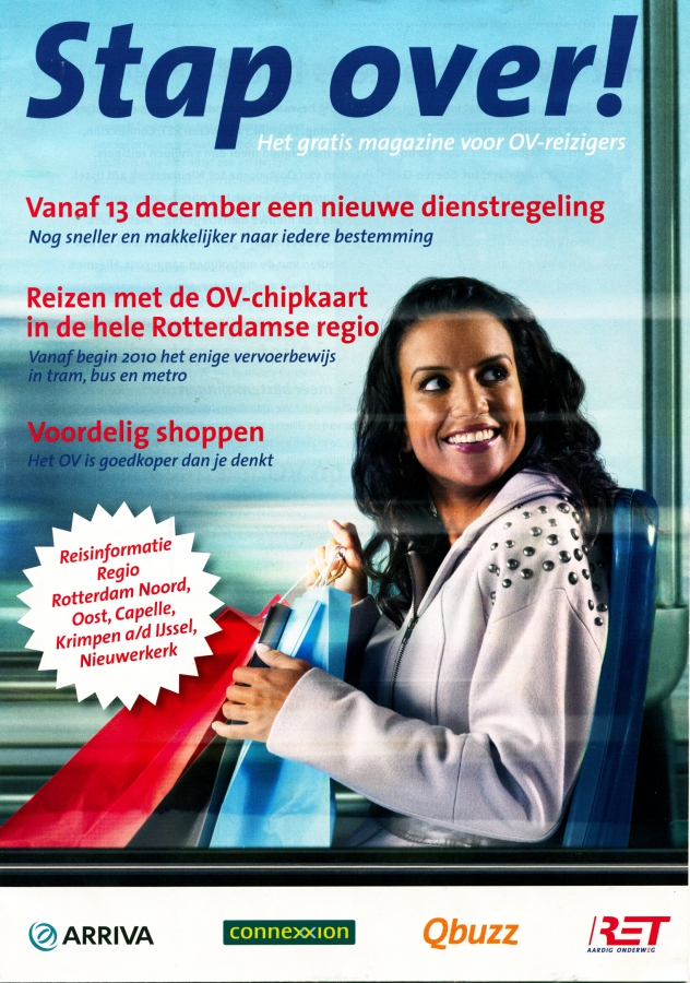 Stap over 13-12-2009