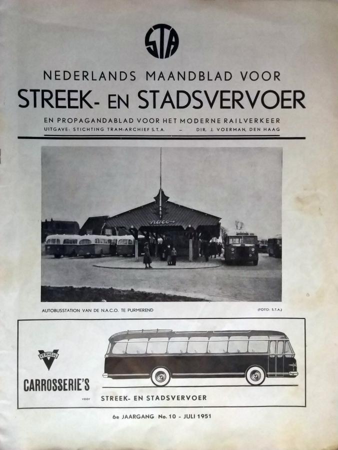 Streek en stadsvervoer