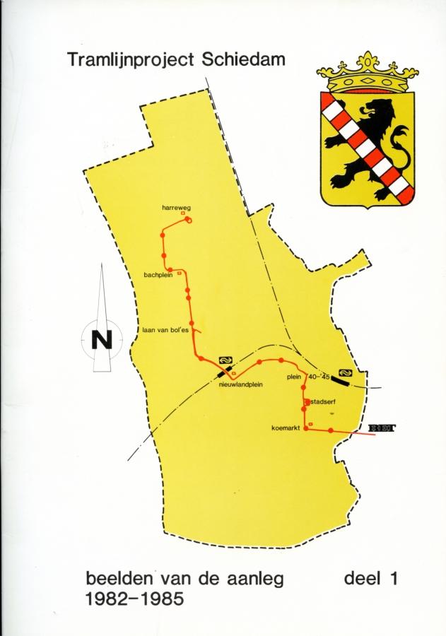 Tramlijnproject Schiedam