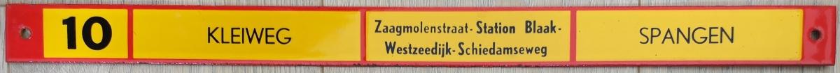 Lijn-10-Kleiweg-Spangen