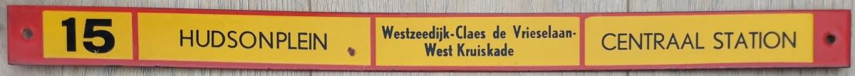 Lijn-15-Hudsonplein-Centraal-Station