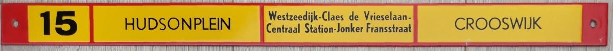 Lijn-15-Hudsonplein-Crooswijk