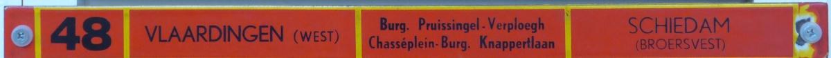 Lijn-48-Vlaardingen-Schiedam