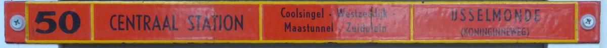Lijn-50-Centraal-Station-IJsselmonde