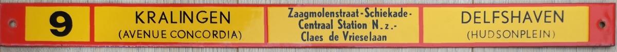 Lijn-9-Kralingen-Delfshaven