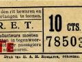 RET 1929 enkele reis 10 cts (6) -a