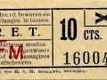RET 1929 enkele reis 10 cts (7) -a