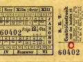 RET 1929 enkele reis veer Leuvehaven 12,5 cts -a
