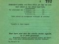 RET 1929 schoolkaart maand 1 lijn (79E) -a