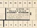 RET 1930 16 rittenkaart stadsnet Schiedam 1,10 -a