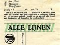 RET 1931 persoonlijk abonnement alle lijnen (K19) -a