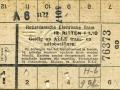 RET 1932 12-rittenkaart alle lijnen 1,10 -a