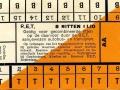 RET 1932 8-rittenkaart combinatie RTD-SCH 1,10 -a