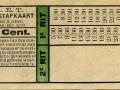 RET 1934 overstapkaartje 2-ritten 15 cts (2) -a